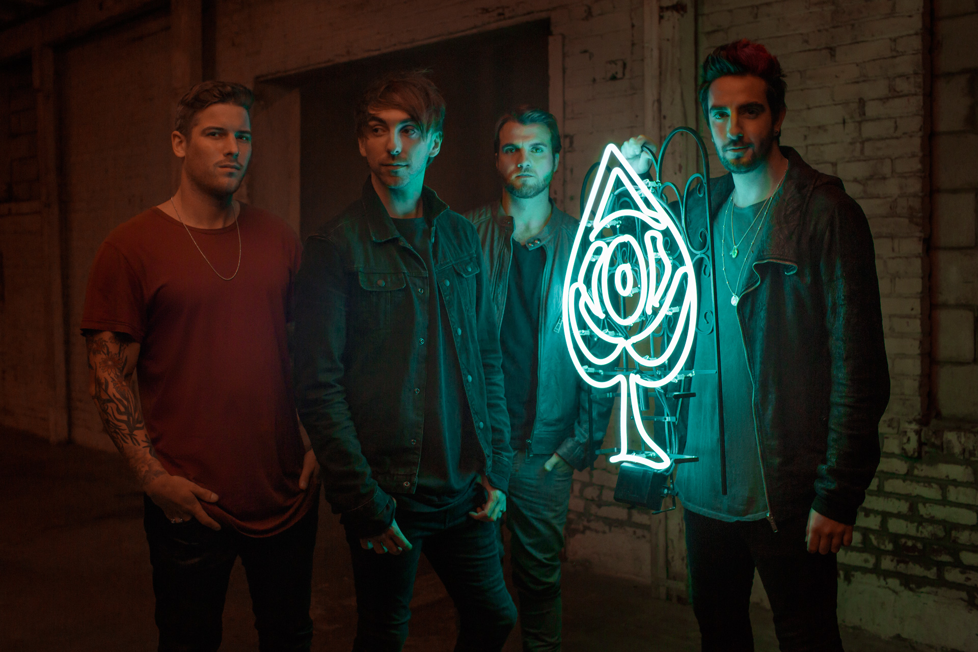 Nyt album og tour med All Time Low