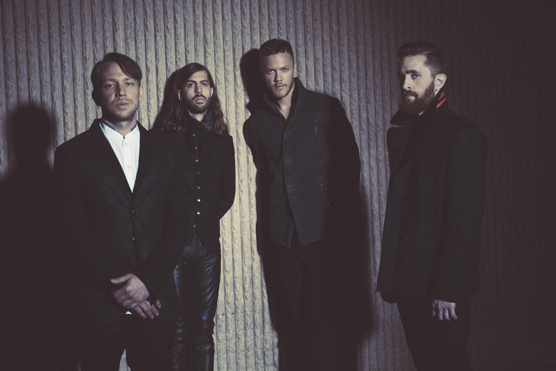Imagine Dragons offentliggør support-band