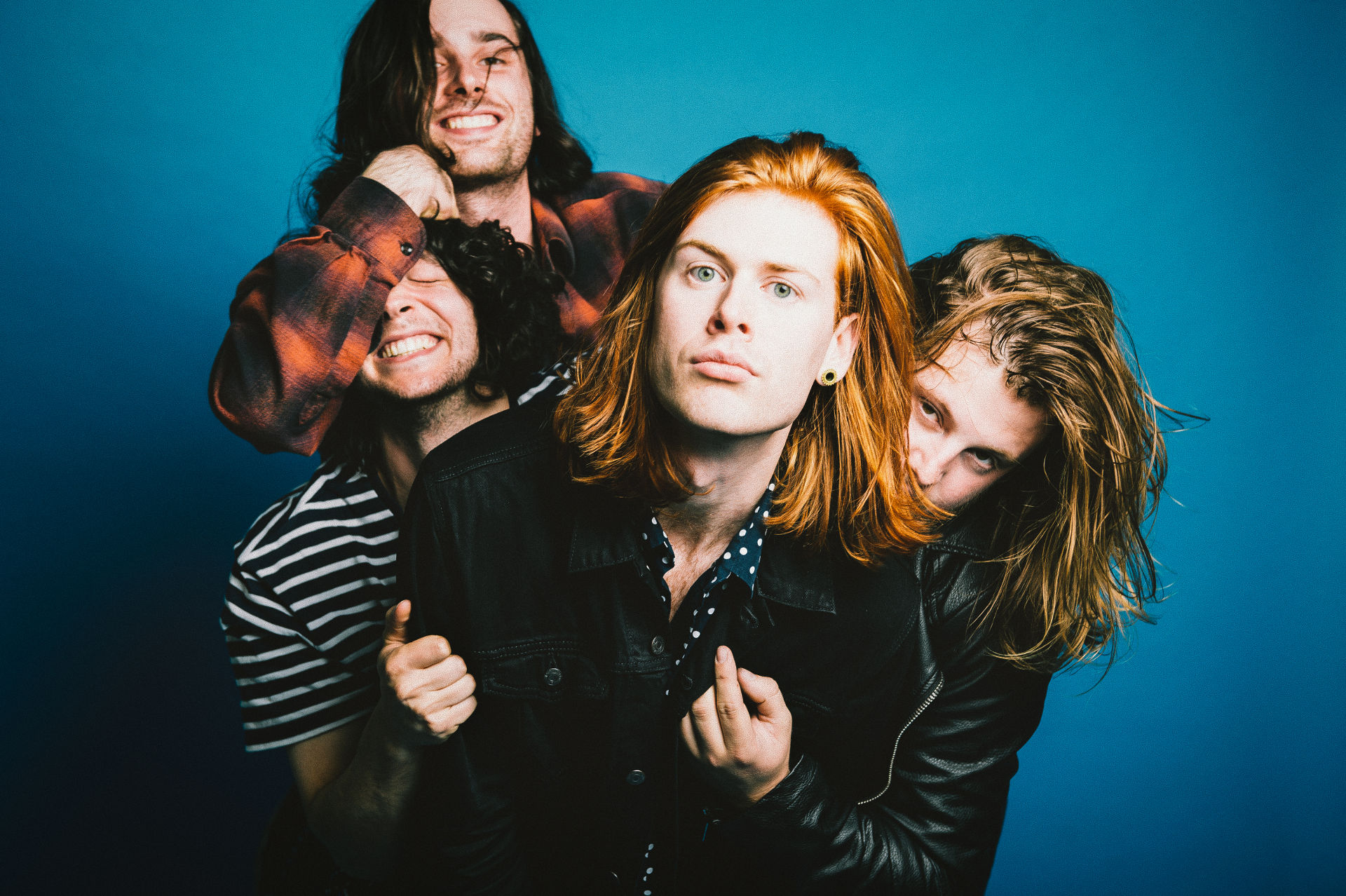 Ung og stormsusende The Amazons